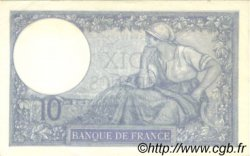 10 Francs MINERVE FRANCE  1936 F.06.17 SUP