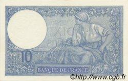 10 Francs MINERVE FRANCE  1937 F.06.18 NEUF
