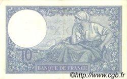 10 Francs MINERVE modifié FRANCE  1939 F.07.09 SUP
