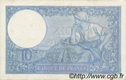 10 Francs MINERVE modifié FRANCE  1939 F.07.13 pr.NEUF