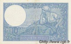 10 Francs MINERVE modifié FRANCE  1940 F.07.15 pr.SPL
