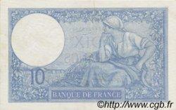 10 Francs MINERVE modifié FRANCE  1940 F.07.17 SUP