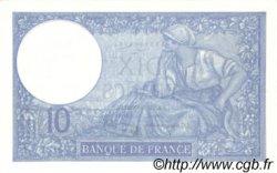 10 Francs MINERVE modifié FRANCE  1940 F.07.18 pr.SPL
