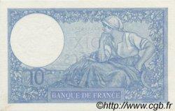10 Francs MINERVE modifié FRANCE  1940 F.07.23 SUP+