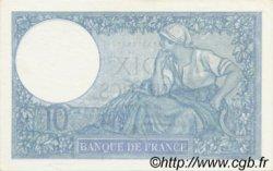10 Francs MINERVE modifié FRANCE  1940 F.07.24 pr.NEUF
