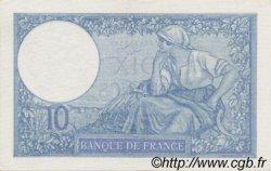 10 Francs MINERVE modifié FRANCE  1941 F.07.26 SPL+