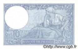 10 Francs MINERVE modifié FRANCE  1941 F.07.26 SUP+ à SPL