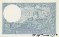 10 Francs MINERVE modifié FRANCE  1941 F.07.30 pr.SPL