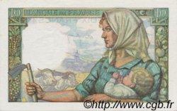 10 Francs MINEUR FRANCE  1941 F.08.01 SPL