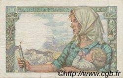10 Francs MINEUR FRANCE  1941 F.08.02 TTB+