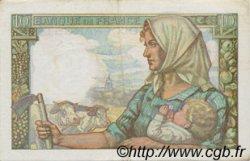 10 Francs MINEUR FRANCE  1942 F.08.05 pr.SUP