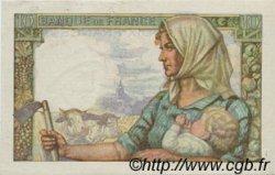 10 Francs MINEUR FRANCE  1943 F.08.08 pr.SUP