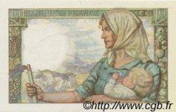 10 Francs MINEUR FRANCE  1944 F.08.10 SPL+