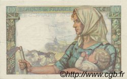 10 Francs MINEUR FRANCE  1944 F.08.11 SUP