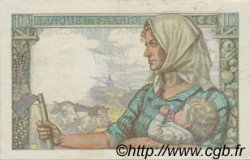 10 Francs MINEUR FRANCE  1944 F.08.11 TTB
