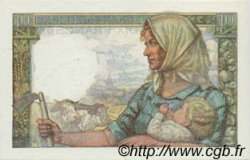 10 Francs MINEUR FRANCE  1947 F.08.19 SPL