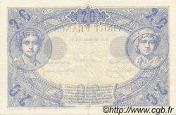20 Francs NOIR FRANCE  1874 F.09.01 SUP+