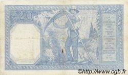 20 Francs BAYARD FRANCE  1918 F.11.03 TB