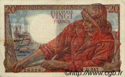 20 Francs PÊCHEUR FRANCE  1950 F.13.17a TTB