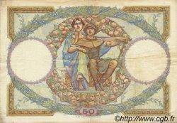 50 Francs LUC OLIVIER MERSON FRANCE  1927 F.15.01 TTB+