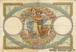 50 Francs LUC OLIVIER MERSON FRANCE  1928 F.15.02 TTB+