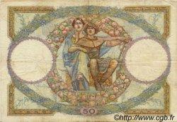 50 Francs LUC OLIVIER MERSON FRANCE  1928 F.15.02 TB+