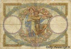 50 Francs LUC OLIVIER MERSON FRANCE  1928 F.15.02 pr.TB