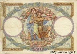50 Francs LUC OLIVIER MERSON FRANCE  1928 F.15.02 TTB