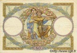50 Francs LUC OLIVIER MERSON FRANCE  1929 F.15.03 TTB