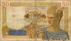 50 Francs CÉRÈS FRANCE  1935 F.17.09 B