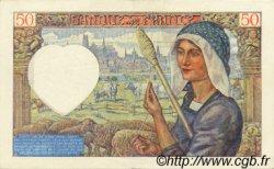50 Francs JACQUES CŒUR FRANCE  1940 F.19.04 SPL