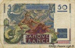 50 Francs LE VERRIER FRANCE  1946 F.20 TB