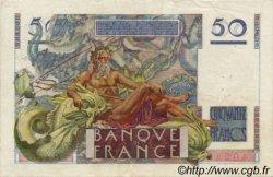 50 Francs LE VERRIER FRANCE  1946 F.20 TTB