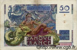 50 Francs LE VERRIER FRANCE  1946 F.20.02 TB+