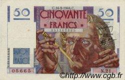 50 Francs LE VERRIER FRANCE  1946 F.20.04 SUP