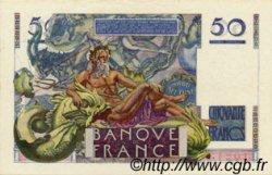 50 Francs LE VERRIER FRANCE  1947 F.20.08 SUP+