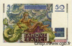50 Francs LE VERRIER FRANCE  1948 F.20.10 SPL