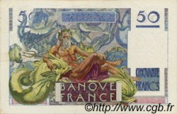 50 Francs LE VERRIER FRANCE  1949 F.20.11 SUP+
