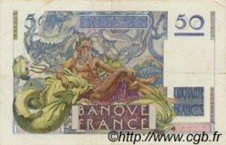 50 Francs LE VERRIER FRANCE  1949 F.20.13 TTB+