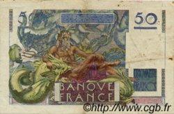 50 Francs LE VERRIER FRANCE  1950 F.20.14 TTB