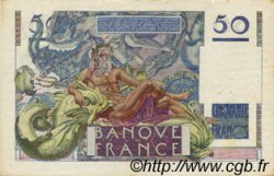 50 Francs LE VERRIER FRANCE  1950 F.20.15 TTB