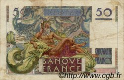 50 Francs LE VERRIER FRANCE  1951 F.20.18 TB