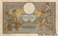 100 Francs LUC OLIVIER MERSON sans LOM FRANCE  1918 F.23.10 TB