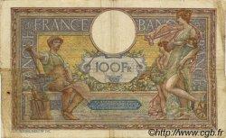 100 Francs LUC OLIVIER MERSON sans LOM FRANCE  1919 F.23.11 B+