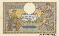 100 Francs LUC OLIVIER MERSON sans LOM FRANCE  1921 F.23.14 SUP+