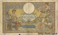 100 Francs LUC OLIVIER MERSON sans LOM FRANCE  1922 F.23.15 AB