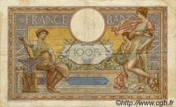 100 Francs LUC OLIVIER MERSON grands cartouches FRANCE  1931 F.24.10 pr.TTB