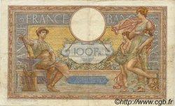 100 Francs LUC OLIVIER MERSON grands cartouches FRANCE  1932 F.24.11 TB à TTB