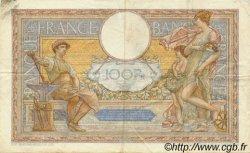 100 Francs LUC OLIVIER MERSON grands cartouches FRANCE  1932 F.24.11 TTB