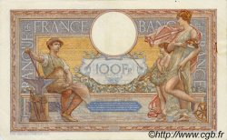 100 Francs LUC OLIVIER MERSON grands cartouches FRANCE  1933 F.24.12 pr.SUP